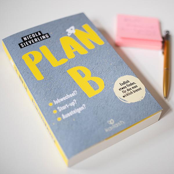 Buchcover Plan B