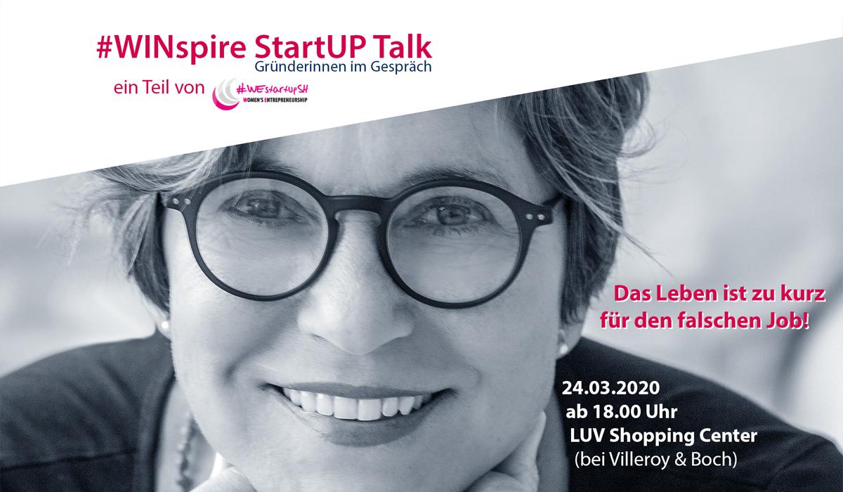 Startup Talk Nicola Sieverling