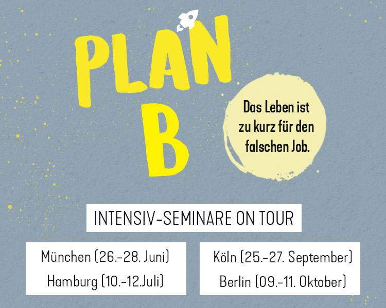 Intensiv-Seminar on tour