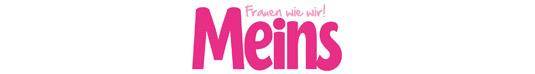 """Logo """"Meins - Frauen wie wir"""""""